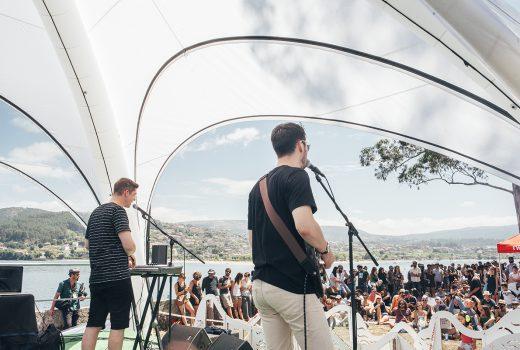 Os concertos son sempre un enigma no Festival Sin Sal, imaxe da pasada edición   Alba Sotelo