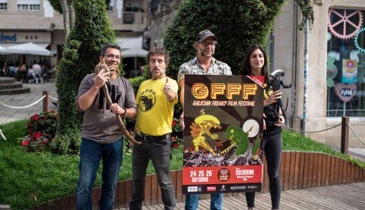Alien e o Dinoseto protagonizan o cartel do GFFF